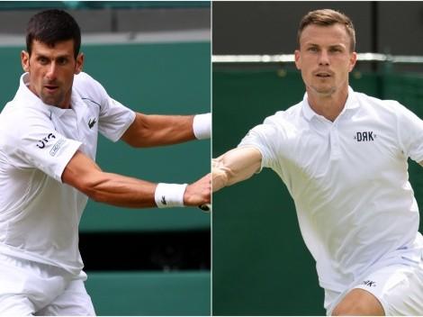 Novak Djokovic vs Marton Fucsovics: Predictions, odds and how to watch Wimbledon 2021 men's quater-finals in the US
