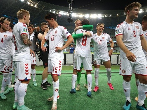 Frente a frente nas semifinais da Eurocopa, Inglaterra e Dinamarca se enfrentaram apenas uma vez na história da competição