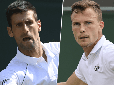 Qué canal transmite Novak Djokovic vs. Márton Fucsovics por Wimbledon