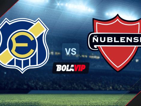 Qué canal transmite Everton vs. Ñublense por la Copa Chile