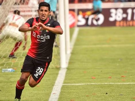 """Gareca los potencia: Alexis """"el Chaca"""" Arias tiene ofertas del fútbol mexicano"""
