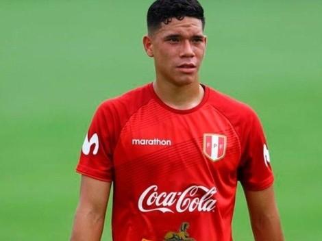 Lo siguen buscando: ahora un equipo de Brasil se interesó en Yuriel Celi