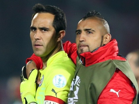 La buena relación entre Vidal y Bravo se hace notar
