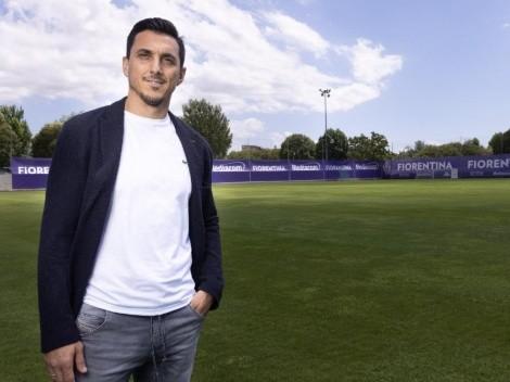 El jugador de la selección Colombia que quiere Nicolás Burdisso en su Fiorentina
