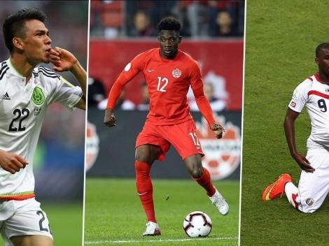 Atentos: las figuras a seguir en la Copa Oro 2021