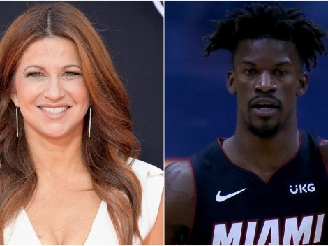 Rachel Nichols and Jimmy Butler? Funniest memes and reactions from this rumor