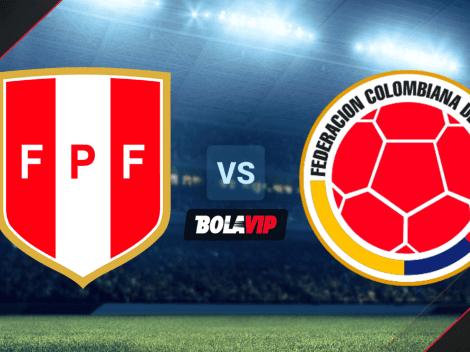 ◉ AHORA   Perú vs. Colombia EN VIVO por Copa América: canal de TV y formaciones confirmadas para el Tercer Puesto