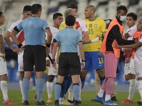 Hay consecuencias: las acciones de la CONMEBOL contra Roberto Tobar por partido de Perú