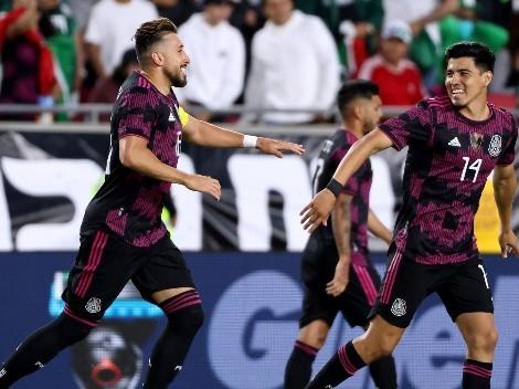 ¿Quiénes están en el grupo de México en la Copa Oro?