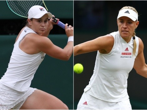 Ashleigh Barty vs Angelique Kerber: Predictions, odds and how to watch Wimbledon 2021 semi-finals in the US