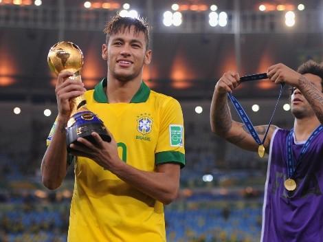 Neymar vai atrás de seu terceiro título no Maracanã