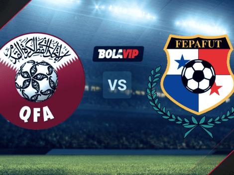 Qatar vs. Panamá: Cómo, cuándo y dónde ver EN VIVO el partido por la Copa Oro