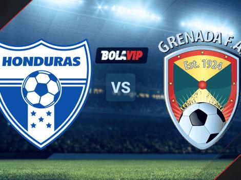 Honduras vs. Granada: Fecha, hora y canal de TV para VER EN DIRECTO el partido por la Copa Oro