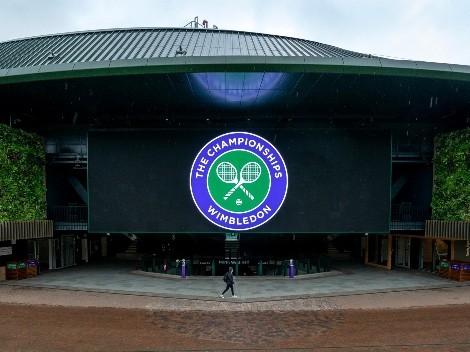 Cómo se jugarán las semifinales de Wimbledon masculino