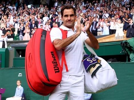 La sorpresa de Wimbledon: eliminan a Roger Federer