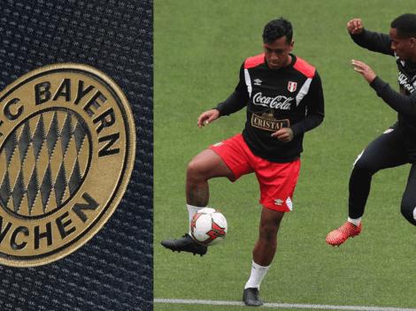 Bayern Múnich habría 'menospreciado' a nuestros jugadores André Carrillo y Renato Tapia