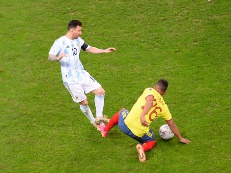 La frase de Mariano Closs sobre Fabra y su planchazo a Messi