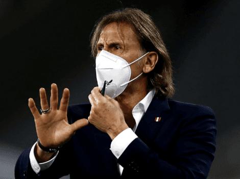 Por lo menos 3 cambios: Ricardo Gareca presentaría titulares sorpresivos contra Colombia