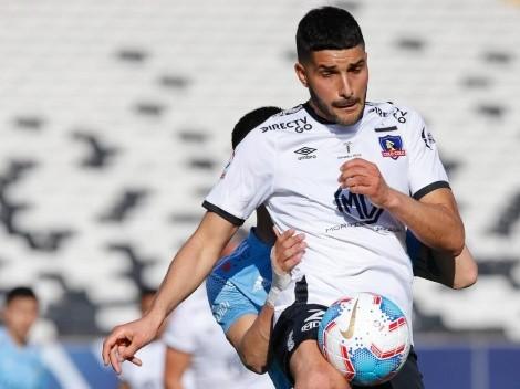 Nicolás Blandi tiene una nueva oportunidad para partir de Colo Colo