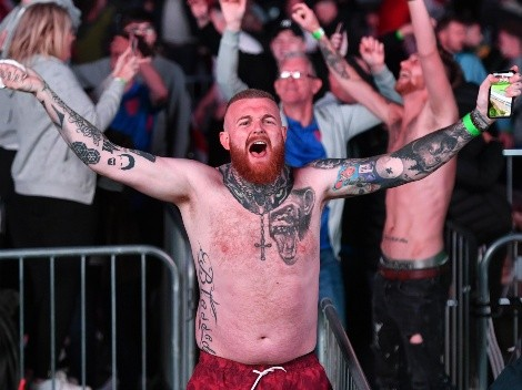 UEFA abre investigación contra Inglaterra por disturbios en la Eurocopa