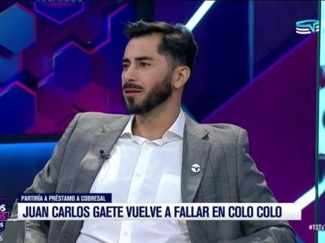 Johnny Herrera bromea con Juan Carlos Gaete y lo pide en la U