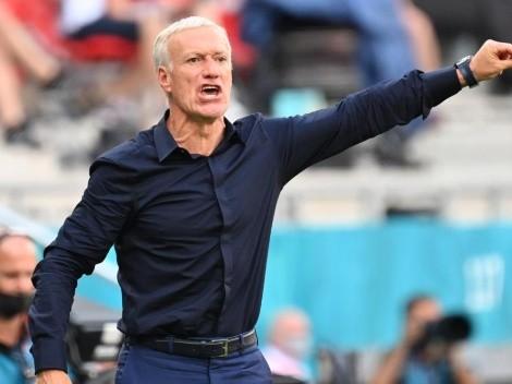 Deschamps vence a Zidane en la carrera por dirigir a Francia en Qatar