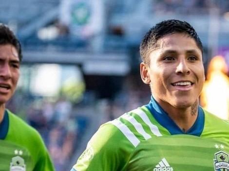 Dice presente: Raúl Ruidíaz anotó golazo y se convirtió en el goleador de la MLS