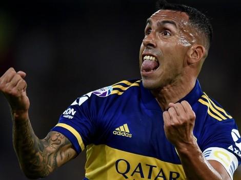 No se retira: Carlos Tevez estudia 3 ofertas de la MLS