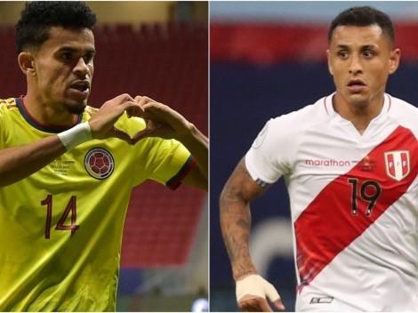 VER en USA | Colombia vs Perú EN VIVO: Pronósticos, cuándo, cómo y dónde partido por tercer puesto de la Copa América 2021