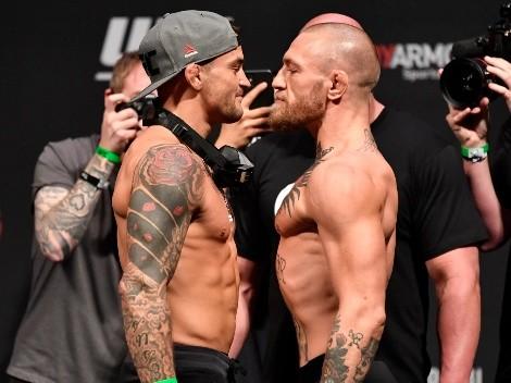 VER EN VIVO Y EN DIRECTO | UFC 264 | Poirier vs. McGregor 3: Horario y canales de TV para ver la pelea
