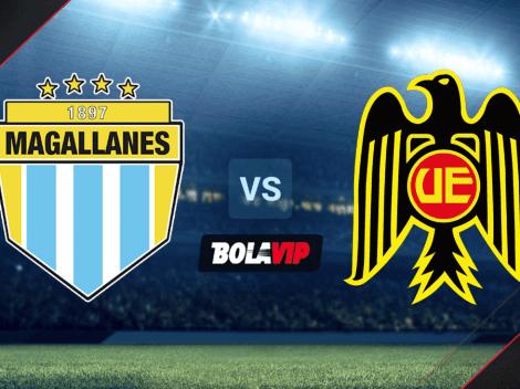 Qué canal transmite Magallanes vs. Unión Española EN VIVO por la Copa Chile en la IDA de los octavos de final: fecha, hora y streaming