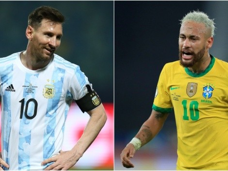 Copa America 2021 Final Picks: Brazil is favorite over Argentina