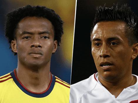 EN VIVO: Colombia vs. Perú por la Copa América