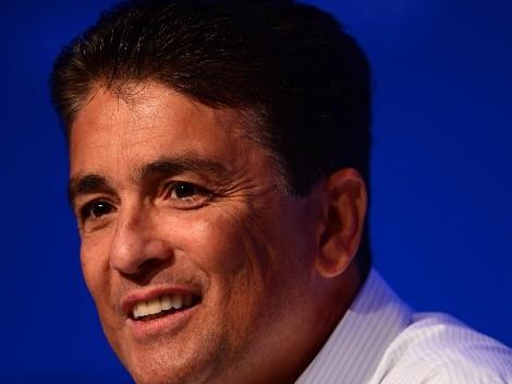 Bebeto, relembra título da Copa América com o Brasil em 1989 e o golaço de voleio contra a Argentina