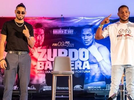 Todo listo para Gilberto Ramírez vs. Sullivan Barrera