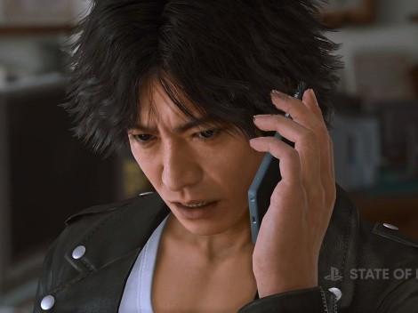 Lost Judgment, el spinoff de Yakuza, presenta un nuevo trailer en State of Play