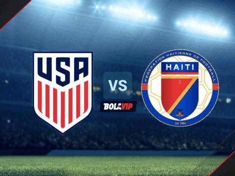 Cómo ver Estados Unidos vs. Haití EN VIVO por Copa Oro en el Grupo B   Horario y canal de TV