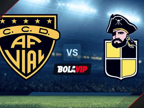Qué canal transmite Fernández Vial vs. Coquimbo Unido por la Copa Chile