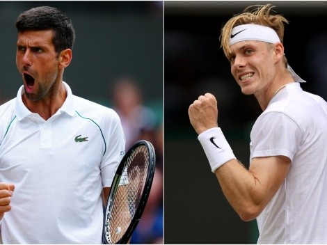 Novak Djokovic vs Denis Shapovalov: Preview, predictions, odds and how to watch Wimbledon 2021 Semi-Finals