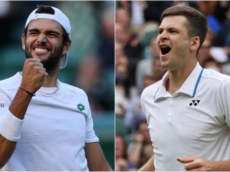 Matteo Berrettini vs Hubert Hurkacz: Preview, predictions, odds and how to watch Wimbledon 2021 Semi-Finals