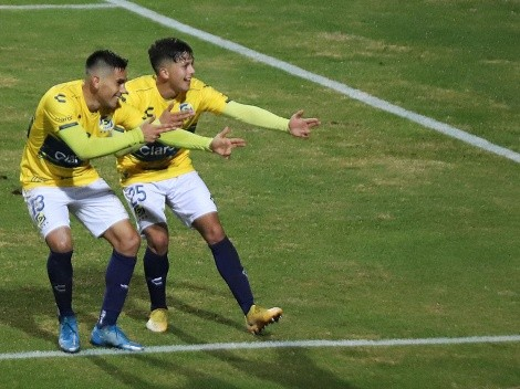 Everton logra ajustado triunfo sobre Ñublense en Viña del Mar