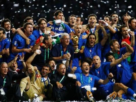 A 15 años de su últimos título, Italia va por otra copa
