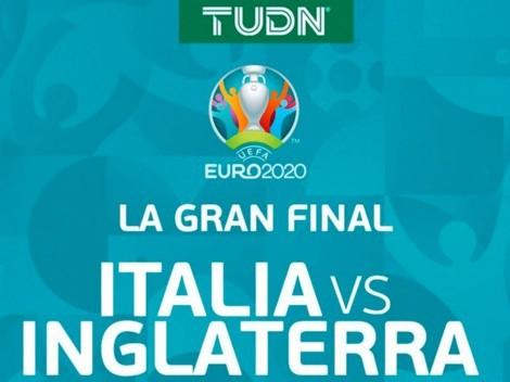 Euro 2020: La Gran Final va por televisión abierta y con narrador de lujo