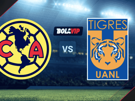 Qué canal transmite América vs. Tigres UANL por un amistoso de pretemporada