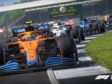 F1 2021 muestra su modo historia y gameplay en su trailer de lanzamiento
