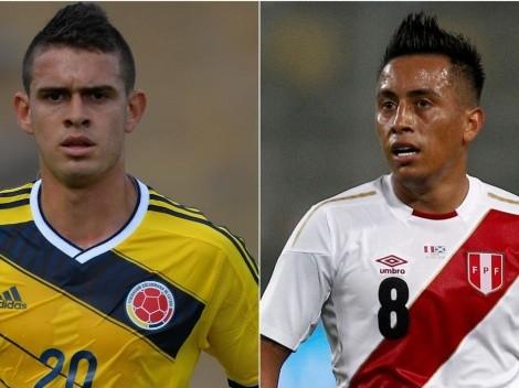 Colômbia vence o Peru por 3 a 2 e fica com o terceiro lugar da Copa América