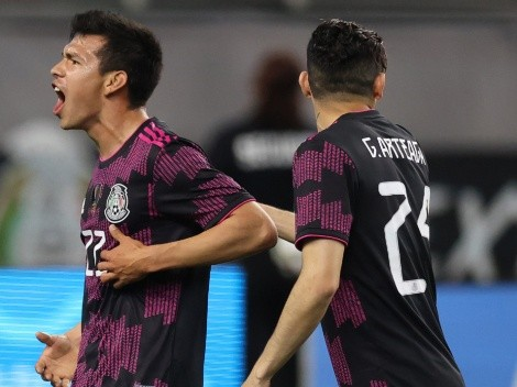 Gold Cup 2021: Mexico national soccer team's schedule