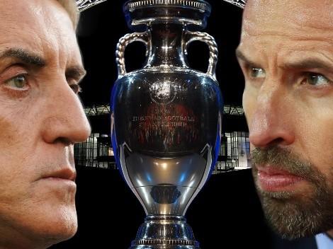 La Eurocopa se define con un partidazo: Italia e Inglaterra van por el título