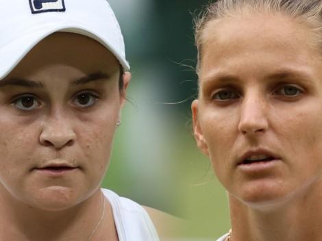 Ver USA   Final Wimbledon 2021 EN VIVO: Entérate cómo, cuándo y dónde ver Ashleigh Barty vs. Karolina Pliskova EN DIRECTO