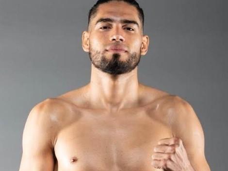 Impactante knockout del Zurdo Ramírez ante Sullivan Barrera
